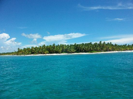 في آي كاي هوتل أرينا بلانكا - شامل جميع الخدمات: Saona Island 