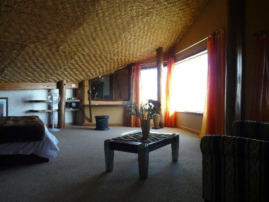 The Stiltz : Chambre à l'étage dans La Villa