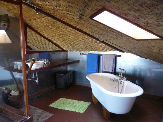 The Stiltz : salle de bains