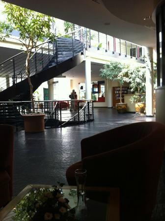 Seminaris Seehotel Potsdam: vid receptionen