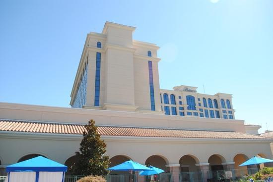 Belterra Casino Resort : Exterior View