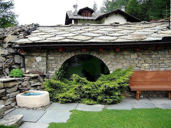 Eco Wellness Hotel Notre Maison : Un angolo suggestivo