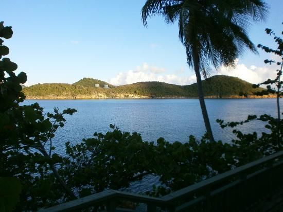 Lindbergh Bay Hotel and Villas: view from the bedroom
