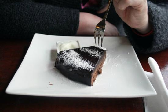 Memphis Belle : The gluten Free chocolate cake
