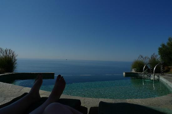 Post Ranch Inn : Infinity pool