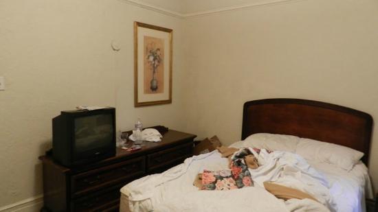 Aida Hotel: Room