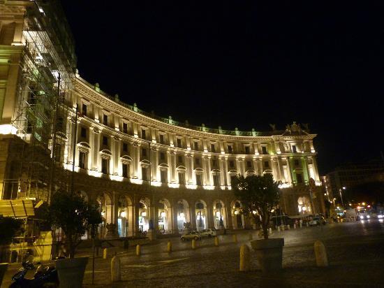 Aleph Boscolo Luxury Hotel Rome