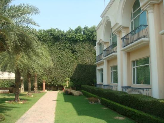 棕櫚鎮鄉村俱樂部酒店照片