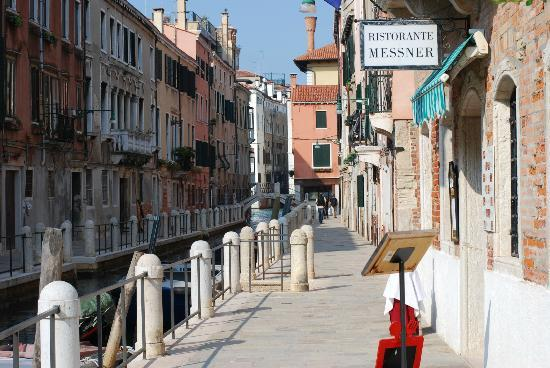 Hotel Messner Venice Reviews