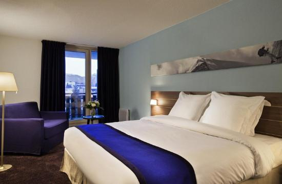 Hotel Les Aiglons Resort & Spa: Double Bed Superior