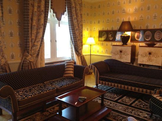 The Bonerowski Palace: Wonderful suite