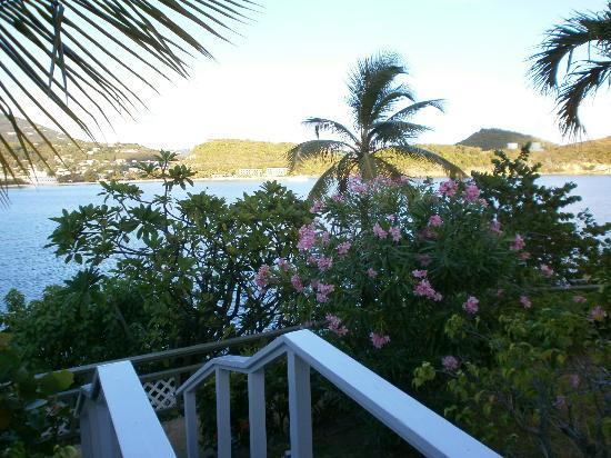 Lindbergh Bay Hotel and Villas: view from the room