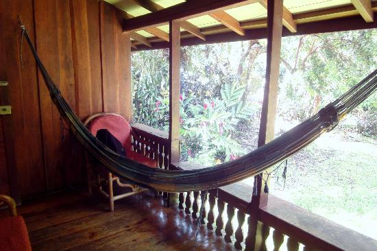 Cabinas Iguana: Hamac