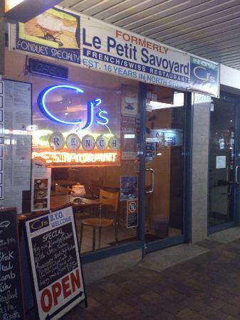 CJ's Cafe Restaurant