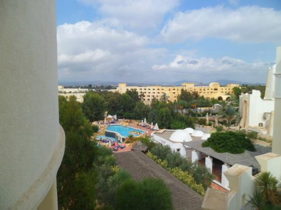 Medina Solaria & Thalasso: view of the pool