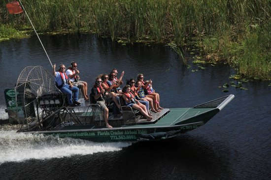Florida Er Airboat Rides Guide Service