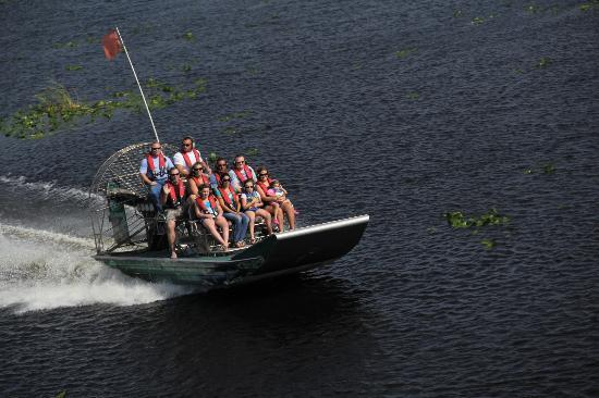 Fl Cracker Airboat Picture Of Florida Cracker Airboat