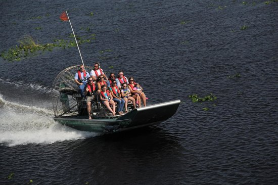 Florida Cracker Airboat Rides Guide Service Vero Beach Fl