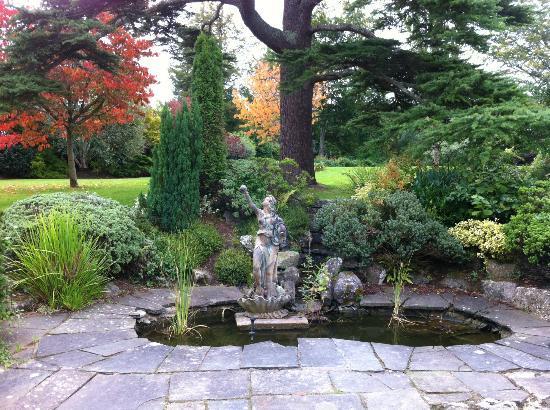 Raheen House: Gardens