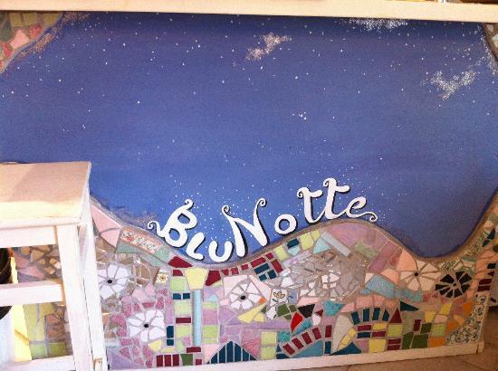 BluNotte: Sala de desayunos