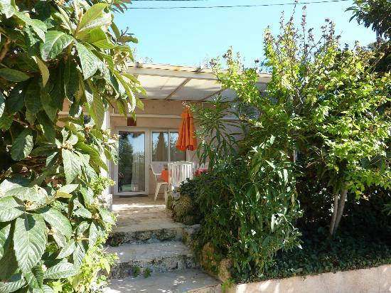 Hostellerie de la Source : Our bungalow