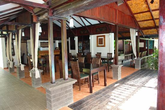 The Village Bunaken: Restaurant