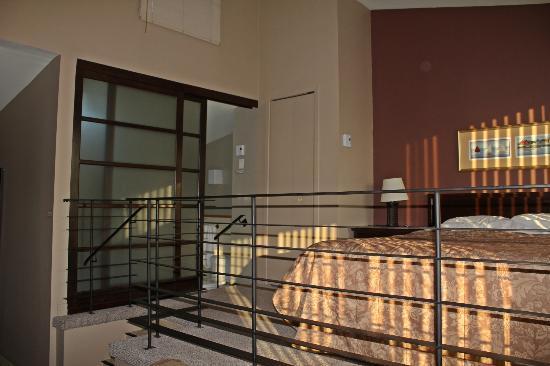 La Remontee Hotel & Apartments : room