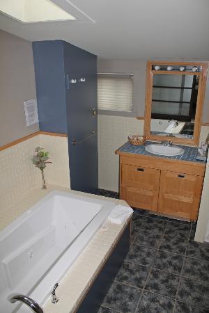 La Remontee Hotel & Apartments : bathroom