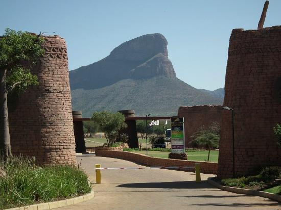 Legend Golf and Safari Resort : Pisagem