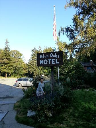 Glen Oaks Big Sur: arrival