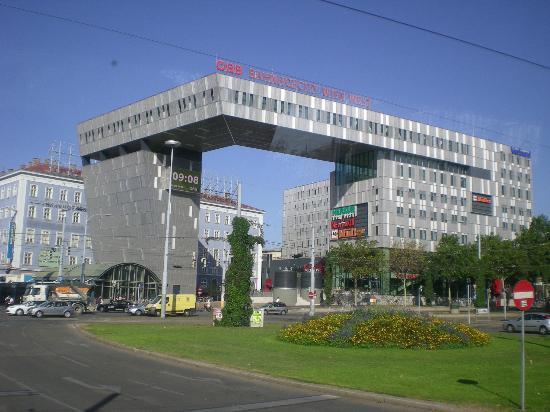 Hotel Leonardo Wien Westbahnhof