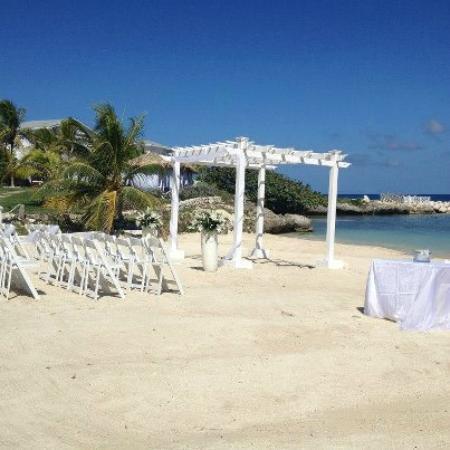 Grand Palladium Jamaica Resort Spa Our Beach And Wedding Location