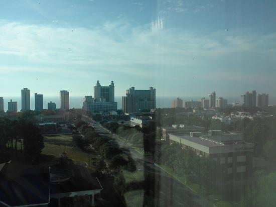 Sheraton Myrtle Beach Convention Center Hotel: Great view