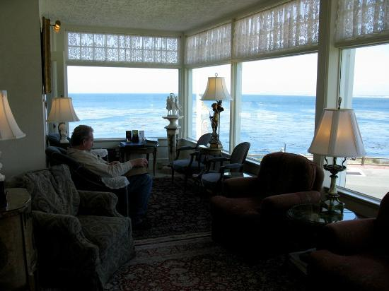 Seven Gables Inn: Relaxation viewing room