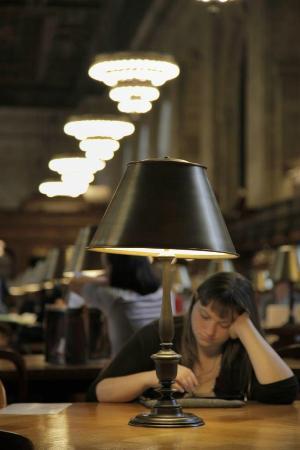 New York City, NY: Library
