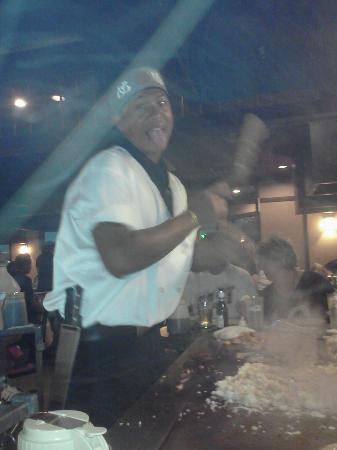 Yamato Steak House of Japan: Tons of fun