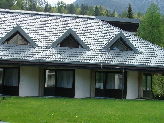 BEST WESTERN HOTEL KRANJSKA GORA: Les chambres