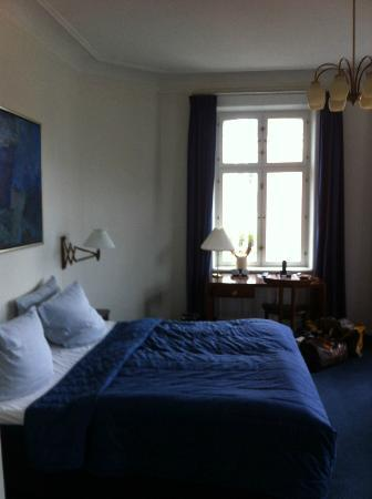 Hotel Alexandra - Classic Danish Design Room - Ole Wanscher Room