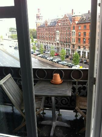 Hotel Alexandra - Classic Danish Design Room - Ole Wanscher Room - View