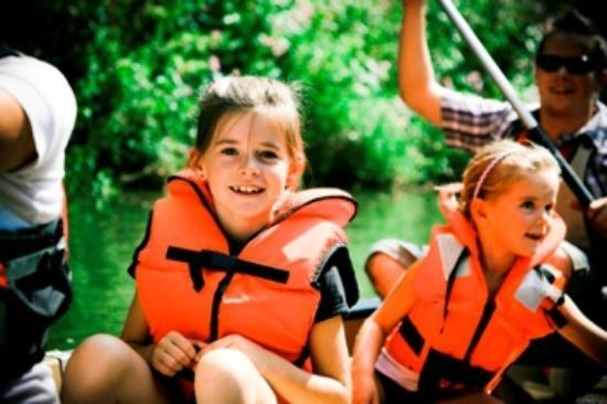 Gasconade Hills: Floating Fun
