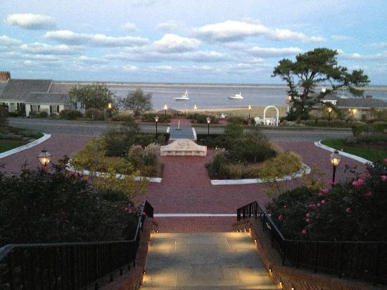 SeaCoast Inn: View In Chatham on cape cod