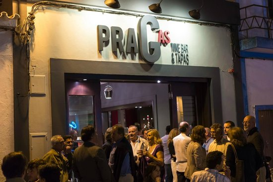 Pragas - Wine Bar & Tapas