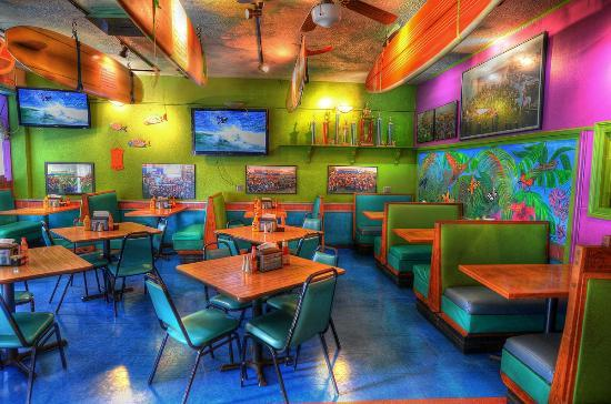 Cabo S Island Grill And Bar Tallahassee Menu Prices