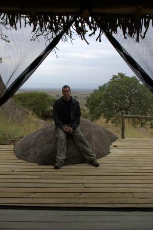 Lamai Serengeti, Nomad Tanzania: :)
