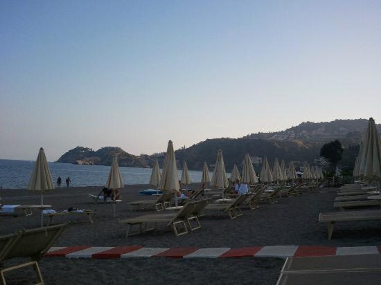 Caparena Hotel : Playa