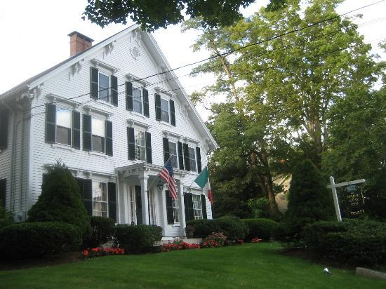 Camden Maine Stay Inn: Maine Stay Inn
