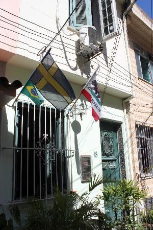 Hostel Harmonia : Casa Harmonia :)