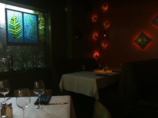 Mozaik: Glass Art mixed with gentle lighting