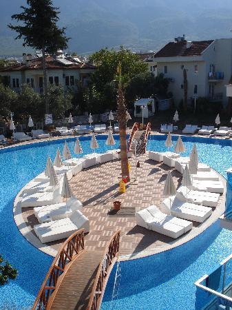 Ocean Blue High Class Hotel: Una manera de relajar