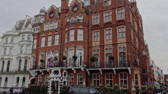 The Milestone Hotel: Milestone Hotel